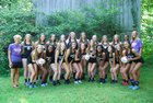 Goodpasture Christian Cougars Girls Varsity Volleyball Fall 16-17 team photo.