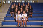 Lexington Wildcats Girls Varsity Volleyball Fall 16-17 team photo.