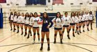 Chatsworth Chancellors Girls Varsity Volleyball Fall 16-17 team photo.