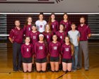 Kittitas Coyotes Girls Varsity Volleyball Fall 16-17 team photo.