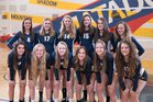 Shadow Mountain Matadors Girls Varsity Volleyball Fall 16-17 team photo.