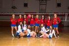 Estancia Bears Girls Varsity Volleyball Fall 16-17 team photo.