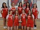Corona Cardinals Girls Varsity Volleyball Fall 16-17 team photo.