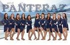 Piedra Vista Panthers Co-ed Varsity Dance Team Winter 17-18 team photo.