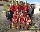 Grants Pirates Boys Varsity Cross Country Fall 18-19 team photo.