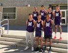 Miyamura Patriots Boys Varsity Cross Country Fall 18-19 team photo.