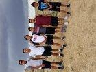 To'hajiilee Warriors Boys Varsity Cross Country Fall 18-19 team photo.