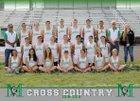 Moriarty Pintos Boys Varsity Cross Country Fall 18-19 team photo.
