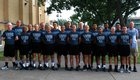New Mexico Military Institute Colts Boys Varsity Cross Country Fall 18-19 team photo.