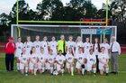 South Fork Bulldogs Girls Varsity Soccer Winter 16-17 team photo.