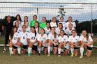 South Walton Seahawks Girls Varsity Soccer Winter 16-17 team photo.