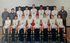 Bismarck Lions Boys Varsity Basketball Winter 16-17 team photo.