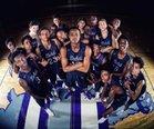 Duluth Wildcats Boys Varsity Basketball Winter 16-17 team photo.
