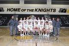 Foothill Knights Boys Varsity Basketball Winter 16-17 team photo.
