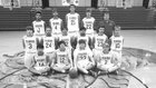 Lead Hill Tigers Boys Varsity Basketball Winter 16-17 team photo.