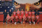 Atascocita Eagles Boys Varsity Basketball Winter 16-17 team photo.
