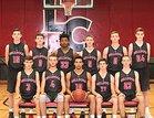 Lawrence County Bulldogs Boys Varsity Basketball Winter 16-17 team photo.