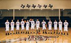 Boerne Greyhounds Boys Varsity Basketball Winter 16-17 team photo.
