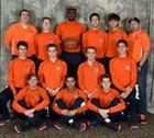 Southwest Louisiana HomeSchool  Boys Varsity Basketball Winter 16-17 team photo.