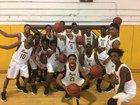 Mission Bears Boys Varsity Basketball Winter 16-17 team photo.