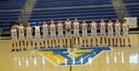Valley View Blazers Boys Varsity Basketball Winter 16-17 team photo.