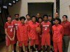 Agua Fria Owls Boys Varsity Basketball Winter 16-17 team photo.