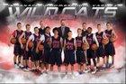 Indianapolis HomeSchool Wildcats  Boys Varsity Basketball Winter 16-17 team photo.