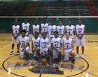 Indianapolis Arsenal Technical Titans Boys Varsity Basketball Winter 16-17 team photo.