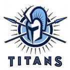 Hopewell Titans Boys Varsity Basketball Winter 16-17 team photo.