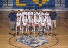 Wapato Wolves Boys Varsity Basketball Winter 16-17 team photo.