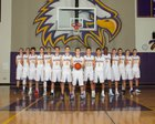 Issaquah Eagles Boys Varsity Basketball Winter 16-17 team photo.