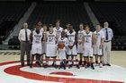 Brandon Hall  Boys Varsity Basketball Winter 16-17 team photo.