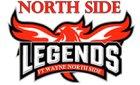 Fort Wayne North Side Legends Boys Varsity Basketball Winter 16-17 team photo.