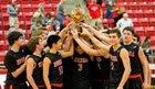 Nocona Indians Boys Varsity Basketball Winter 16-17 team photo.