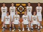 Rocky Mountain Grizzlies Boys Varsity Basketball Winter 16-17 team photo.