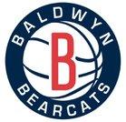 Baldwyn Bearcats Boys Varsity Basketball Winter 16-17 team photo.