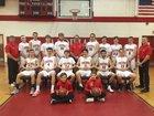 Moriah Vikings Boys Varsity Basketball Winter 16-17 team photo.