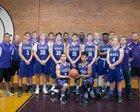 Rincon/University Rangers Boys Varsity Basketball Winter 16-17 team photo.