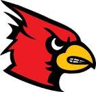 North Clay Cardinals Boys Varsity Basketball Winter 16-17 team photo.