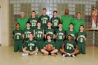 St. Edward Green Wave Boys Varsity Basketball Winter 16-17 team photo.