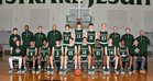 Strake Jesuit Fighting Crusaders Boys Varsity Basketball Winter 16-17 team photo.