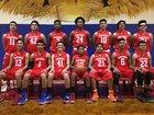Sunnybrook Christian Lions Boys Varsity Basketball Winter 16-17 team photo.