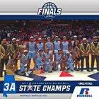 Midfield Patriots Boys Varsity Basketball Winter 16-17 team photo.