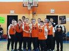Cornerstone Christian Academy Lions Boys Varsity Basketball Winter 16-17 team photo.