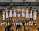 Clarksville Generals Boys Varsity Basketball Winter 16-17 team photo.