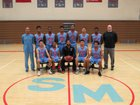 South Mountain Jaguars Boys Varsity Basketball Winter 16-17 team photo.
