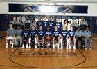 Millbrook Wildcats Boys Varsity Basketball Winter 16-17 team photo.