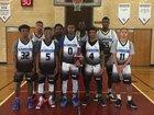 Capital Christian Academy Red Storm Boys Varsity Basketball Winter 16-17 team photo.