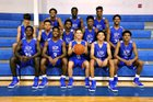 Orlando Christian Prep Warriors Boys Varsity Basketball Winter 16-17 team photo.