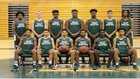Sickles Gryphons Boys Varsity Basketball Winter 16-17 team photo.